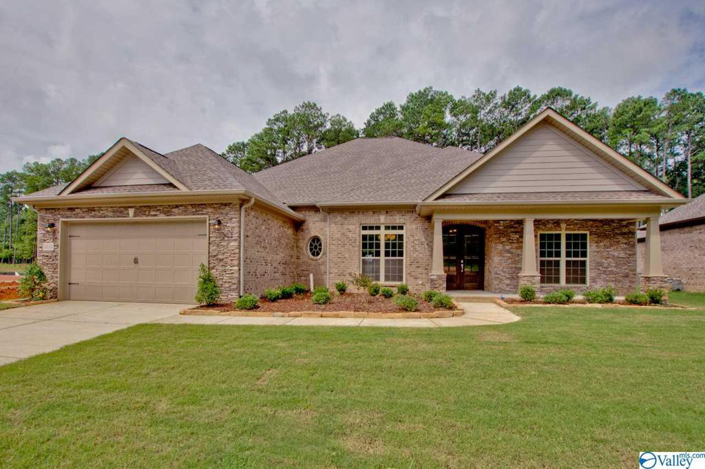 Photo of home for sale at 14045 Leafmore Drive, Huntsville AL