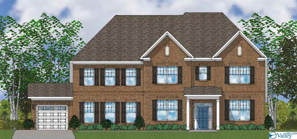 Photo of home for sale at 111 Kelso Boulevard, Madison AL