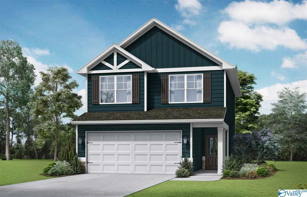 Photo of home for sale at 703 Northfield Lane, Huntsville AL