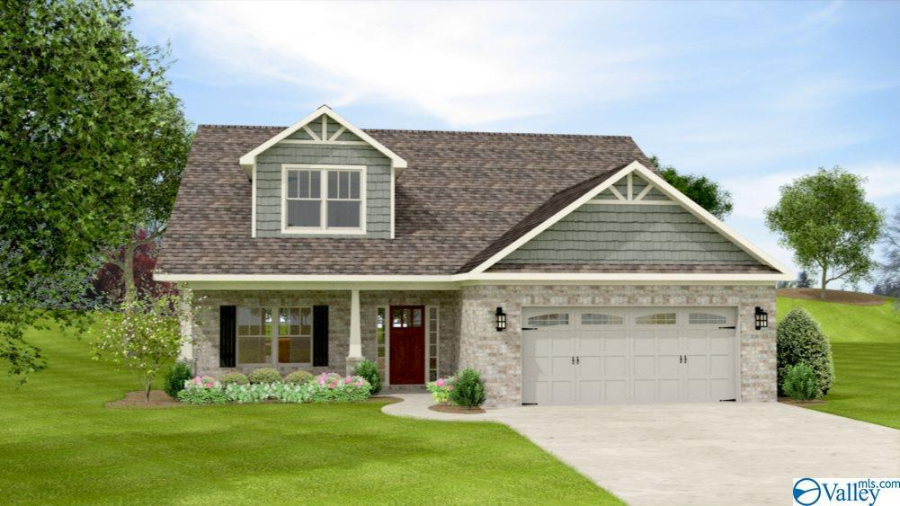 Photo of home for sale at 17 Burke Avenue, Madison AL