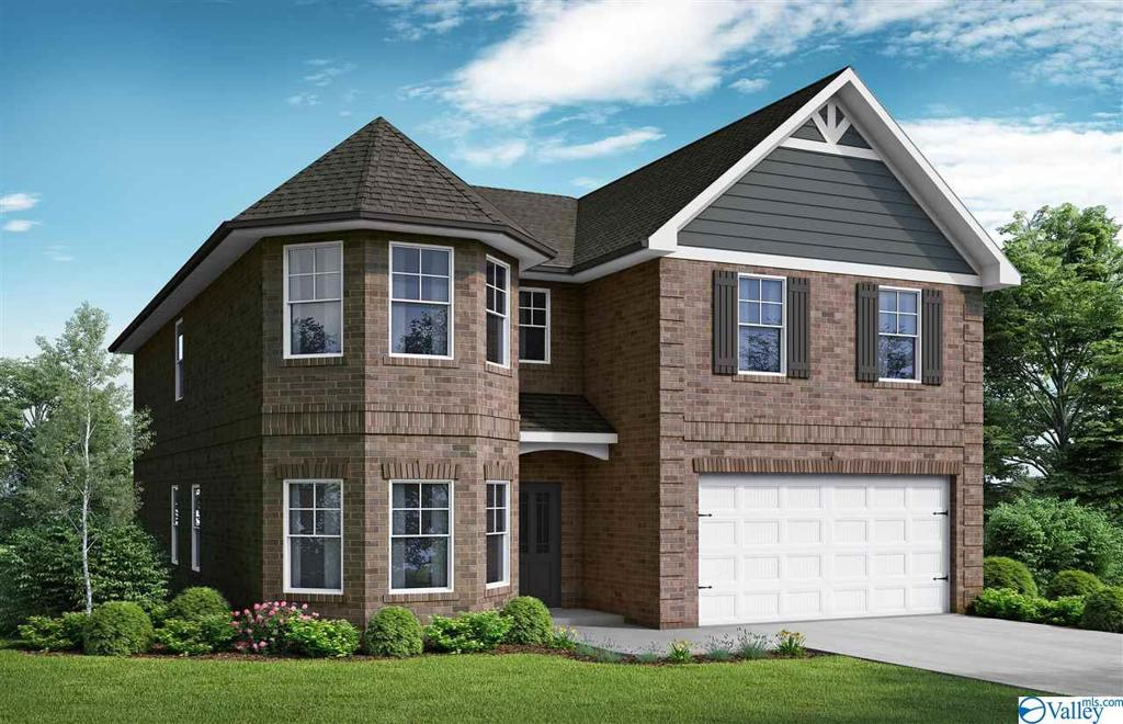 Photo of home for sale at 3205 Southfield Lane, Huntsville AL
