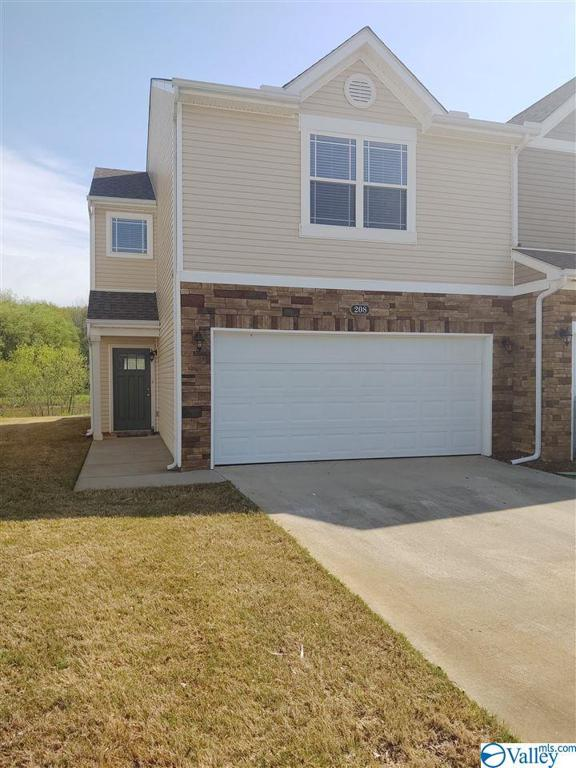 Photo of home for sale at 208 Falling Water Lane, Huntsville AL