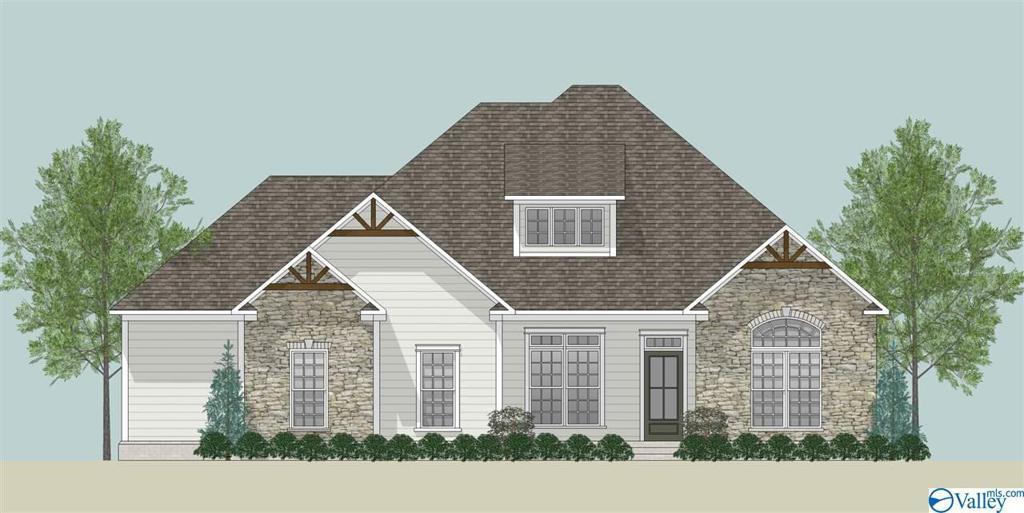 Photo of home for sale at 6331 Central Park Lane, Huntsville AL