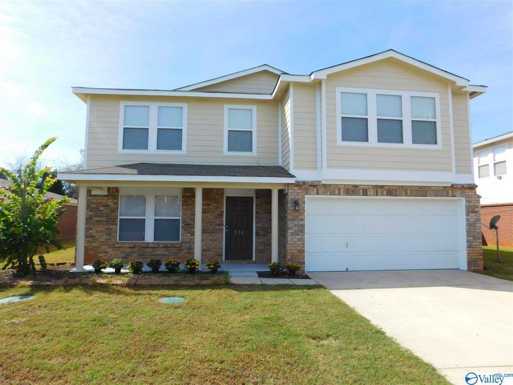 Photo of home for sale at 314 Jasmine Drive, Madison AL