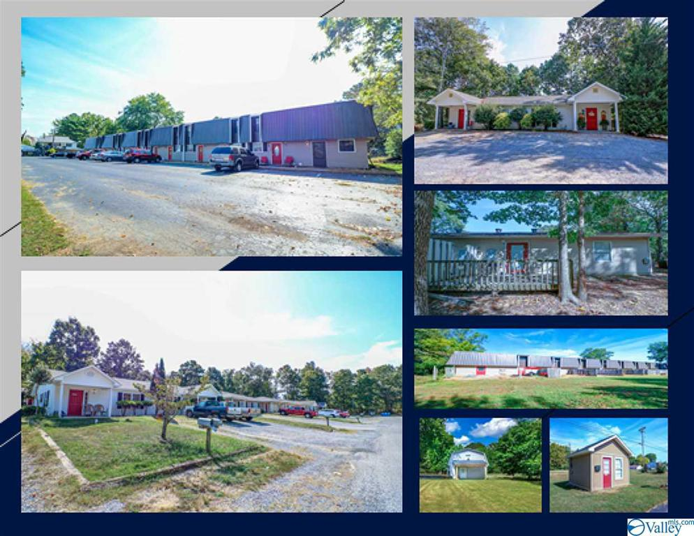 Photo of home for sale at 42 Vista View Drive, Rainsville AL