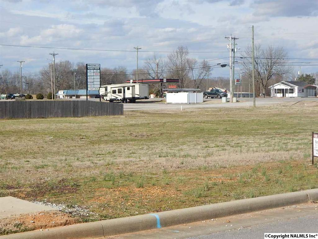 Photo of home for sale at 00 Hwy 67, Priceville AL