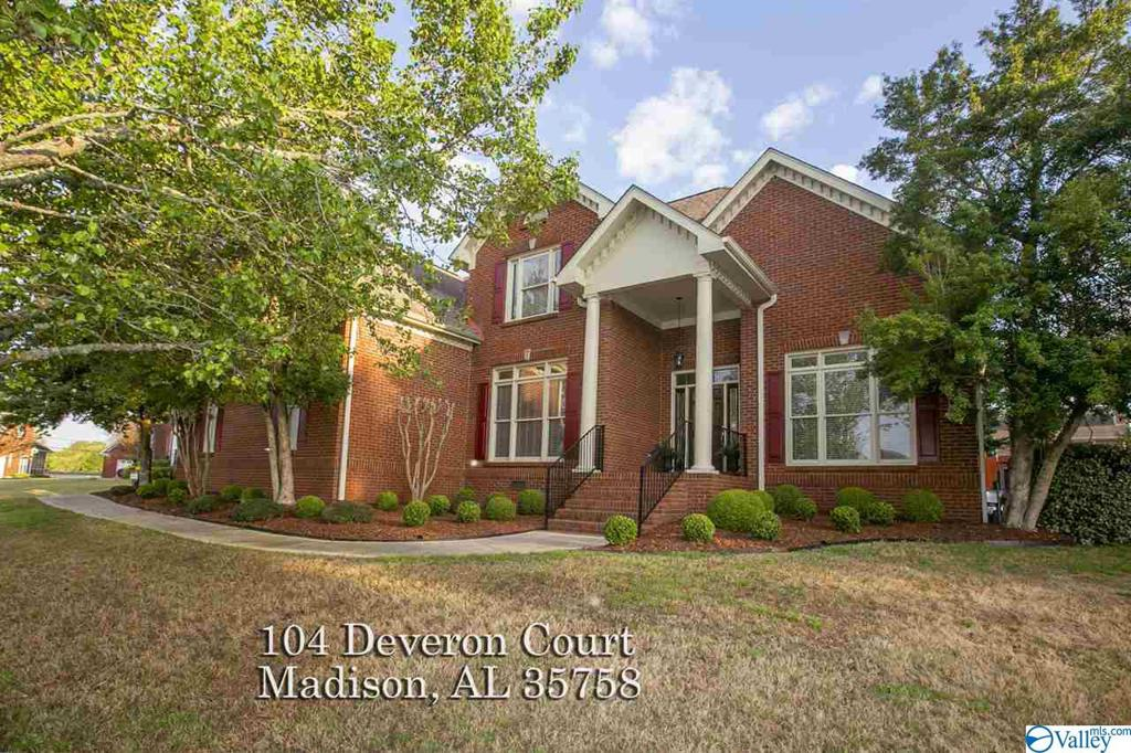 Photo of home for sale at 104 Deveron Court, Madison AL