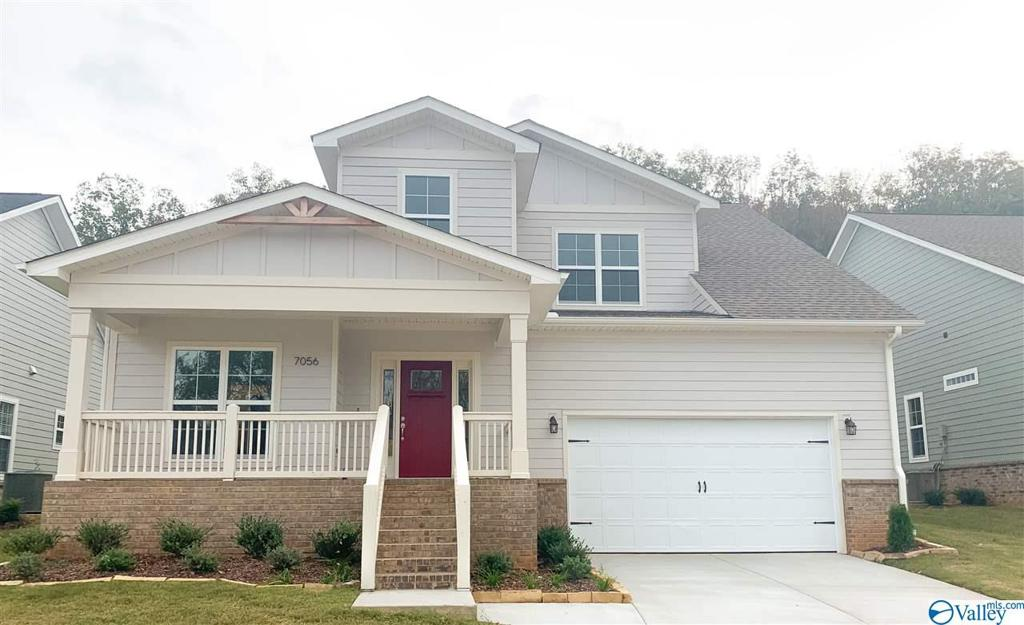 Photo of home for sale at 7056 Meadow Way Lane, Owens Cross Roads AL