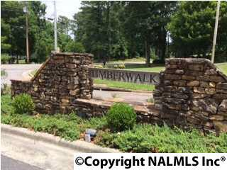Photo of home for sale at Timberwalk Drive, Guntersville AL