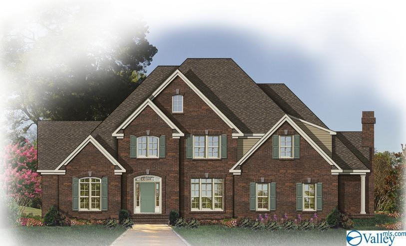 Photo of home for sale at 34 Sanders Hill Way SE, Gurley AL