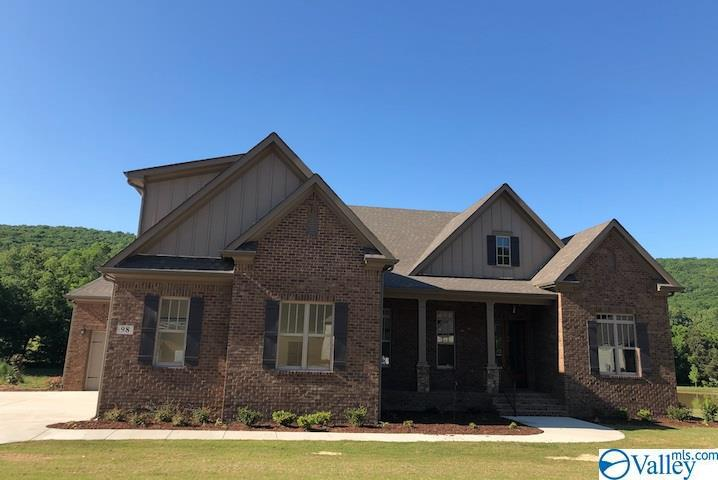 Photo of home for sale at 98 Mcmullen Lane, Gurley AL