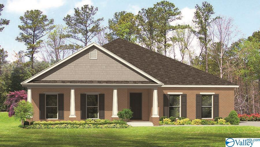Photo of home for sale at 24221 Ransom Spring Drive, Athens AL