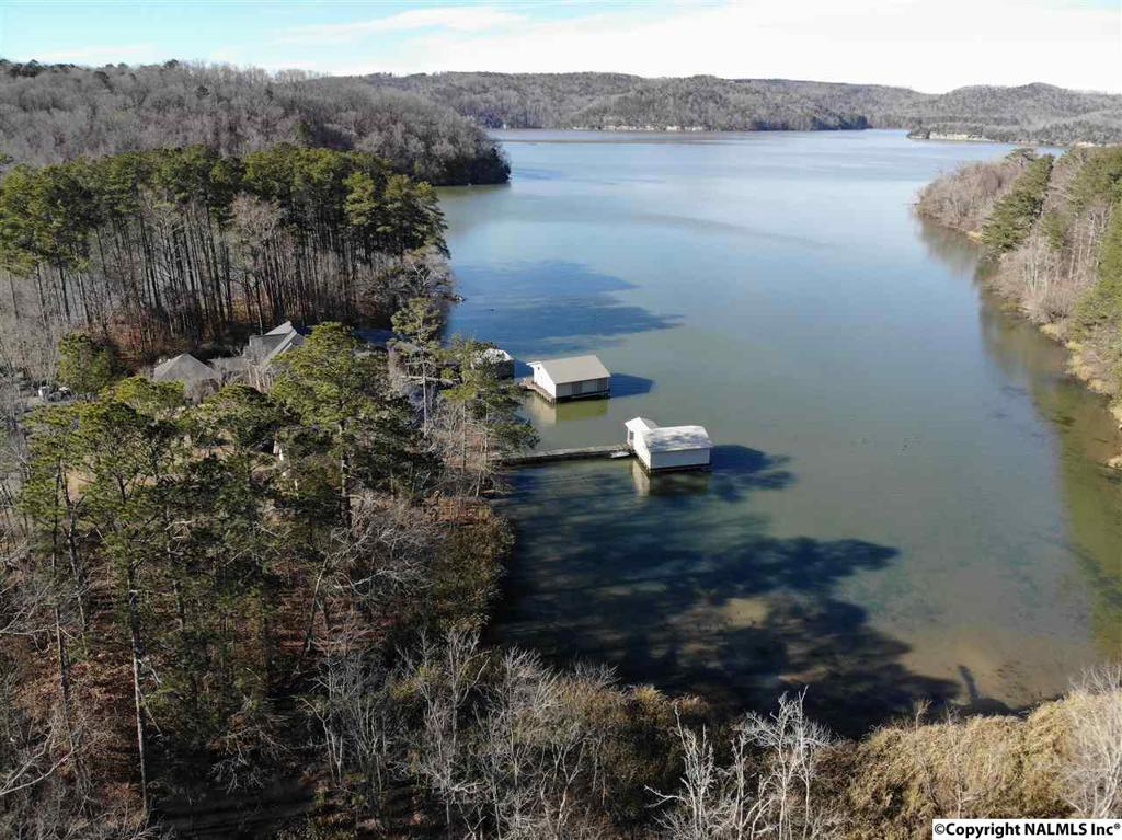 Photo of home for sale at 999 Fisher Hollow Road, Guntersville AL