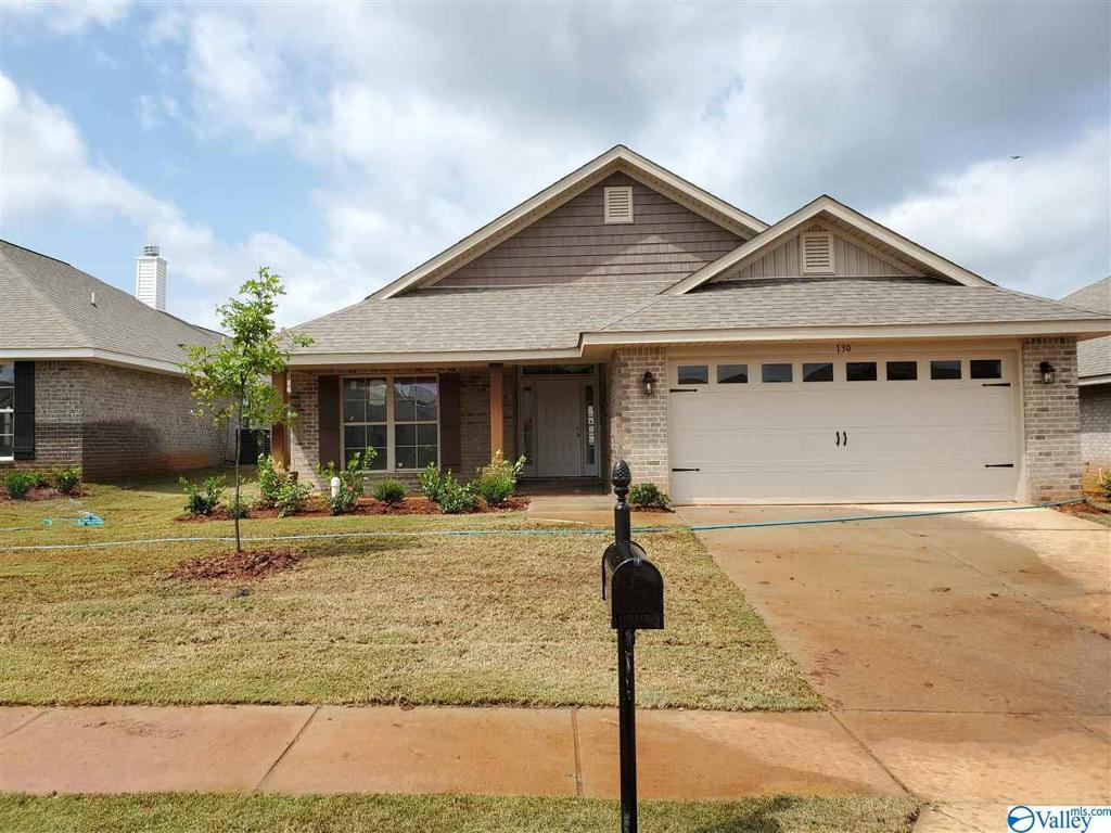Photo of home for sale at 130 Sorrelweed Drive, Madison AL