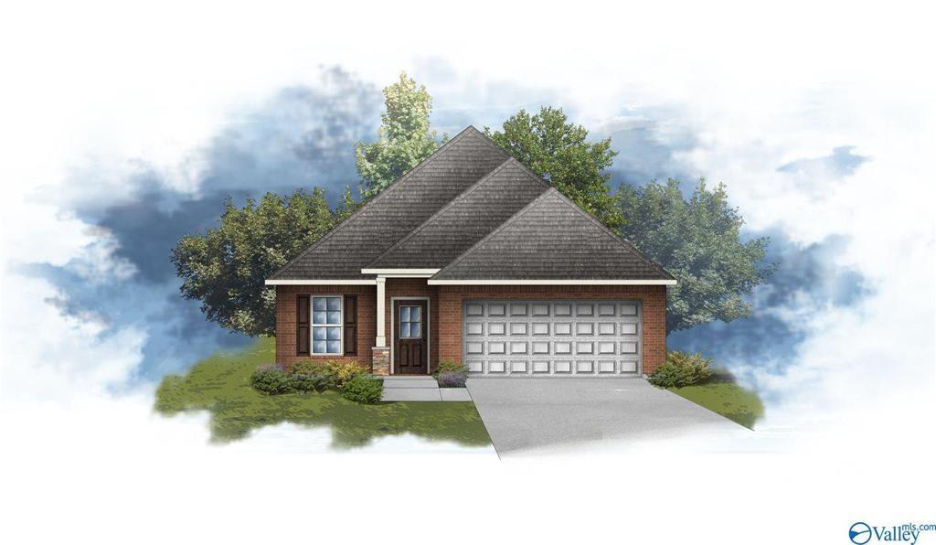 Photo of home for sale at 114 Elledge Farm Drive, Hazel Green AL