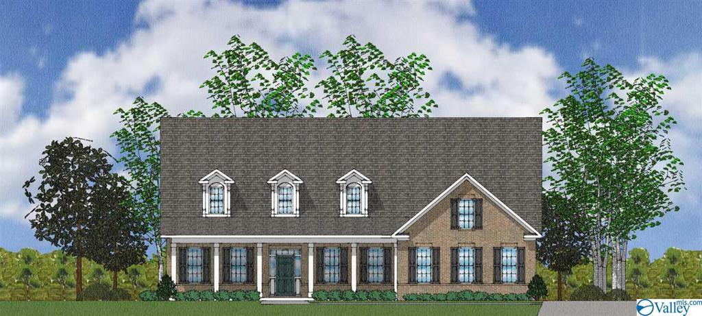 Photo of home for sale at 7044 Jane Elizabeth Drive, Owens Cross Roads AL