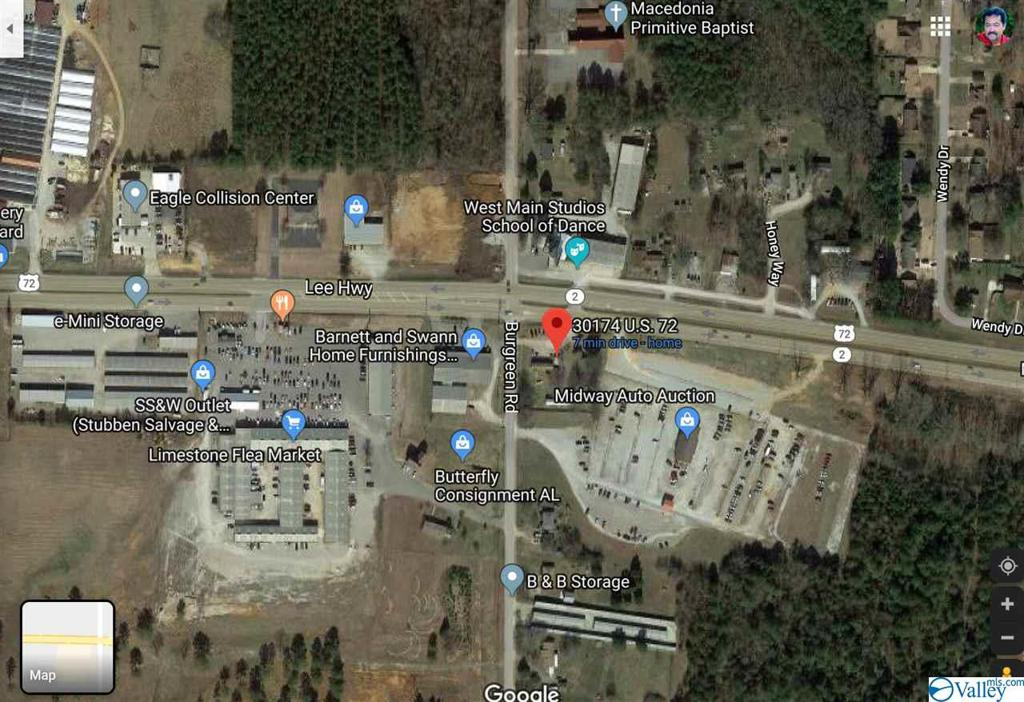 Photo of home for sale at 30174 Us Hwy 72, Madison AL