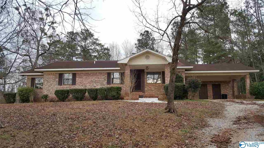 Photo of home for sale at 254 Tyson Road, Ashland AL