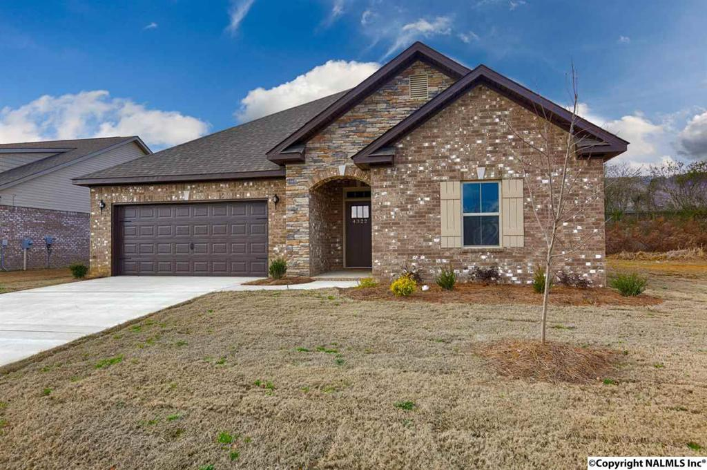 Photo of home for sale at Chaco Street, Owens Cross Roads AL