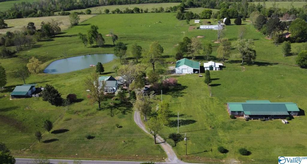 Photo of home for sale at 5445 County Road 38, Section AL