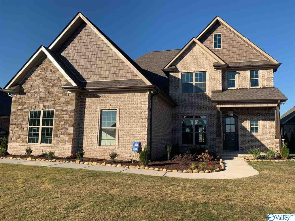 Photo of home for sale at 17804 Maree Drive, Athens AL