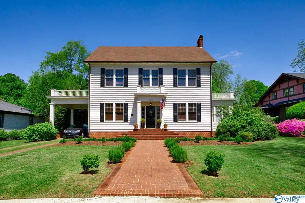Photo of home for sale at 1006 Gordon Drive SE, Decatur AL
