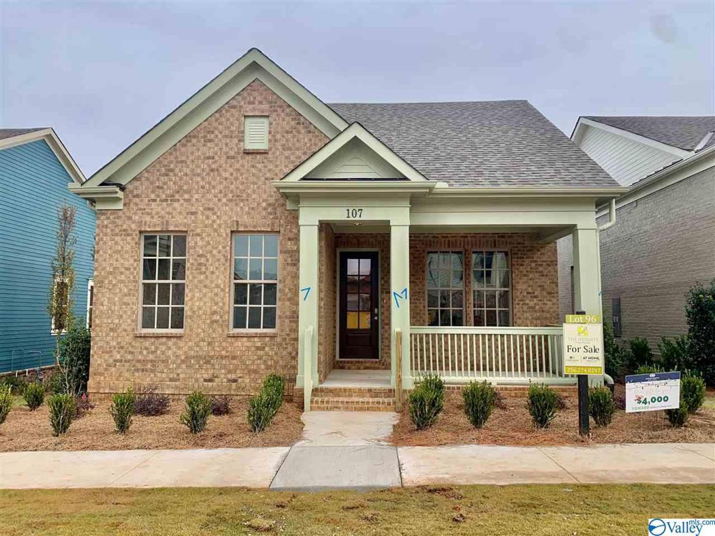 Photo of home for sale at 107 Poydras Street, Madison AL