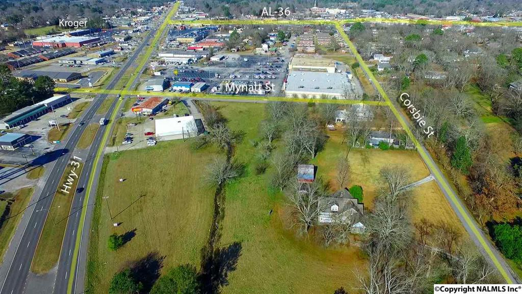 Photo of home for sale at 0 Highway 31, Hartselle AL