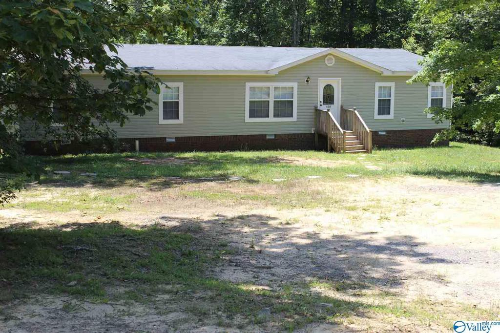 Photo of home for sale at 418 Range Road, Gurley AL