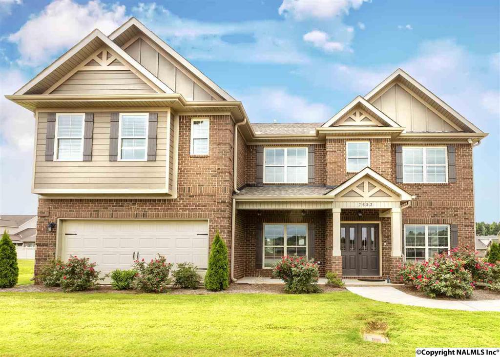 Photo of home for sale at 7623 Addison Drive, Huntsville AL