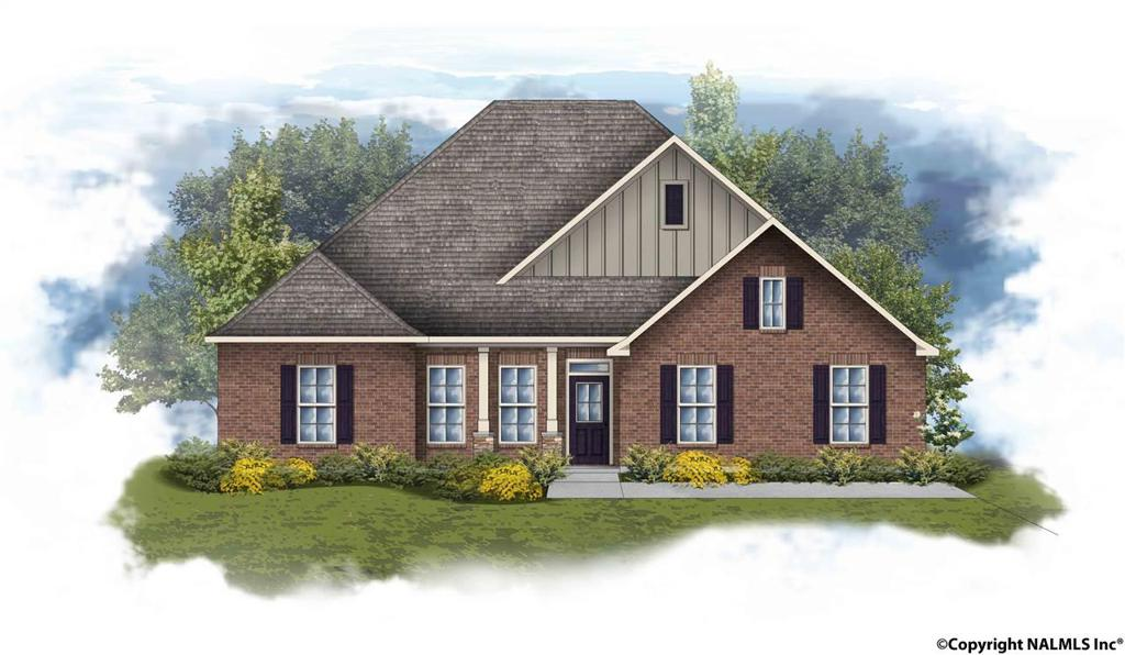 Photo of home for sale at Bowdock Drive, Madison AL