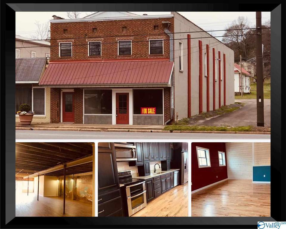 Photo of home for sale at 1314 Gunter Avenue, Guntersville AL