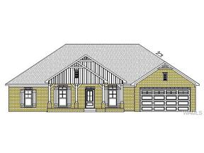 Property for sale at 1591 Arborway Circle, Tuscaloosa,  Alabama 35405