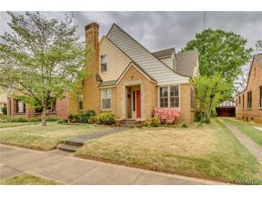 Property for sale at 1021 Myrtlewood Drive, Tuscaloosa,  AL 35401