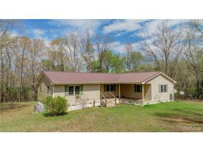 Property for sale at 18537 Upper Columbus Rd, Gordo,  Alabama 35466