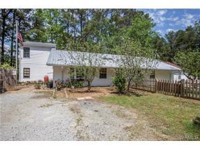 Property for sale at 13670 Lake Lurleen Road, Coker,  AL 35452