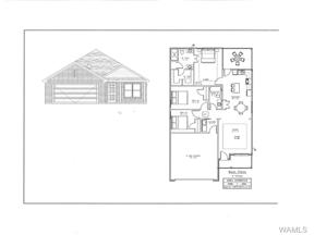 Property for sale at 6449 Cooperstown Circle LOT 86, Cottondale,  Alabama 35473