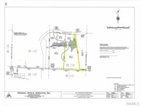 Property for sale at Lot 5 Jim Jones Road, Cottondale,  Alabama 35453