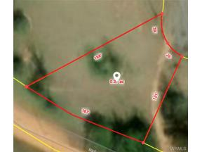 Property for sale at Lot 49 ROB LEE Street, Moundville,  AL 35474