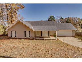 Property for sale at 14551 Ole Oak Drive, Coaling,  Alabama 35453