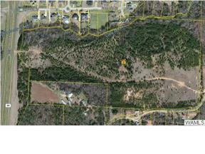 Property for sale at 0 LITTLE SANDY Road, Tuscaloosa,  Alabama 35405