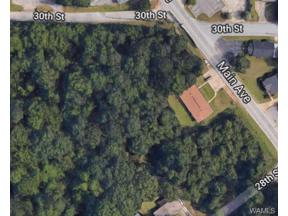 Property for sale at 000 Main Avenue, Northport,  AL 35476