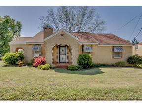 Property for sale at 1530 16th Avenue E, Tuscaloosa,  Alabama 35404
