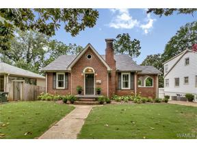 Property for sale at 1422 Dearing Place, Tuscaloosa,  AL 35401