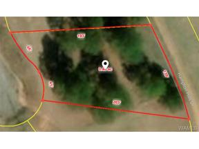 Property for sale at Lot 46 ROB LEE Street, Moundville,  AL 35474