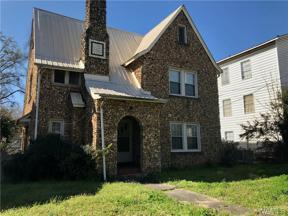 Property for sale at 520 15th Avenue, Tuscaloosa,  Alabama 35401