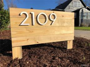 Property for sale at 2109 Forest Lake Drive, Tuscaloosa,  Alabama 35401