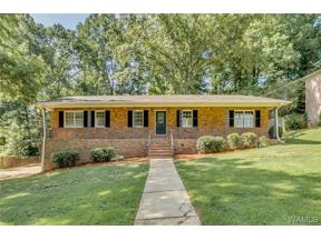 Property for sale at 4348 Woodland Forest Drive, Tuscaloosa,  AL 35405