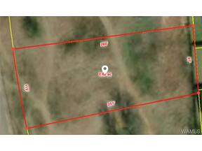 Property for sale at Lot 43 ROB LEE Street, Moundville,  AL 35474
