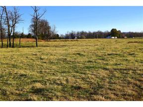 Property for sale at  Clyde Carnes  RD, Farmington,  Arkansas 72730